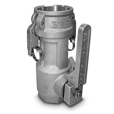 Kamvalok® 1700DL Series Coupler