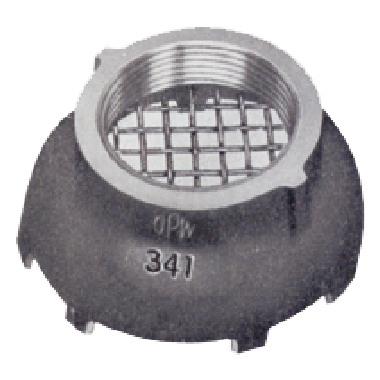 341 Suction Strainer