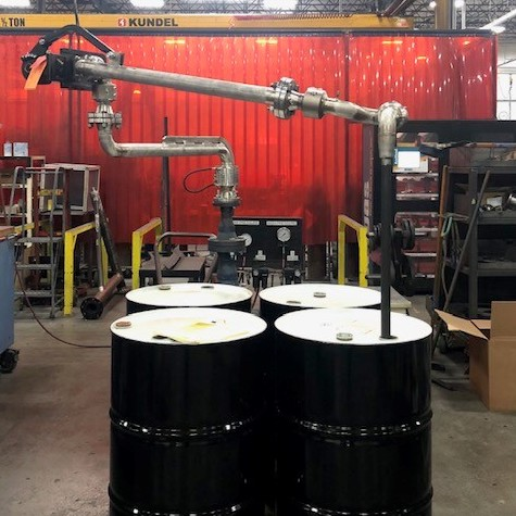 Drum/Tote Loading Arms