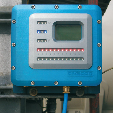 OPW CIVACON 8800E Overfill Prevention and Ground Verification Controller