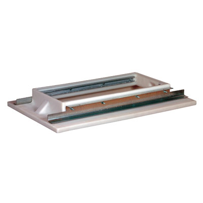 Wide Access Fiberglass Dispenser Sump - Metal Top
