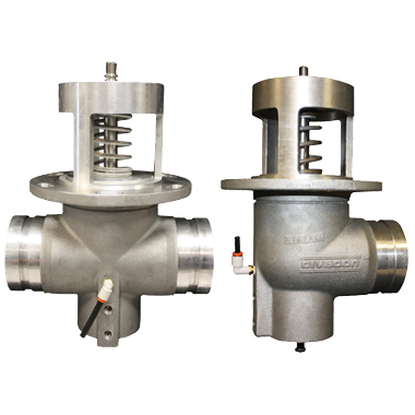 "VA1050 & VA3050 3"" Air Operated Internal Valves"