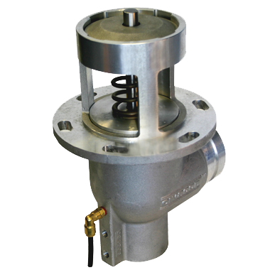 "3"" Air Operated Internal Valves"