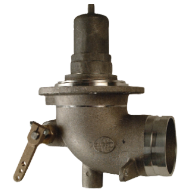 "5""x4"" Mechanical High Flow Internal Valve"