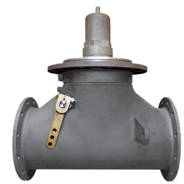 "6"" Crude Oil Emergency Valve"