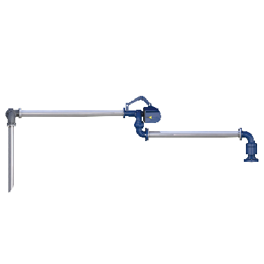 Unsupported Boom Style Top Loading Arm