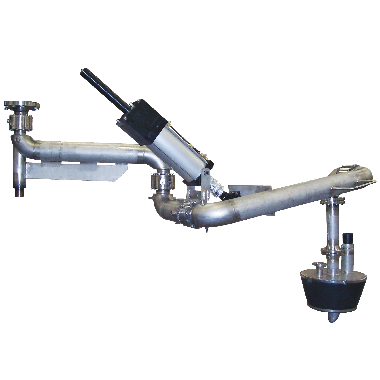 Pneumatically Actuated arm