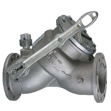 6400 Series Horizontal Valve