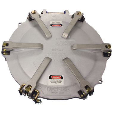 Pressure Manhole Covers (a Knappco Product)