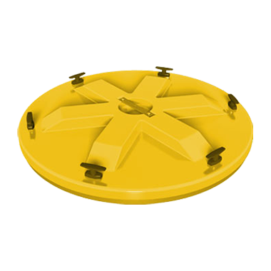 Fibrelite Turbine Sump Watertight Cover Lids