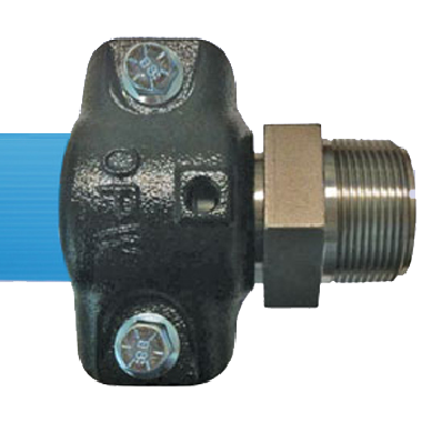 Swivel Bolt-On Coupling