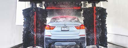 Light Touch Vehicle Washes