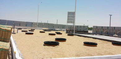 Fibrelite Tank and Dispenser Sumps Qatar
