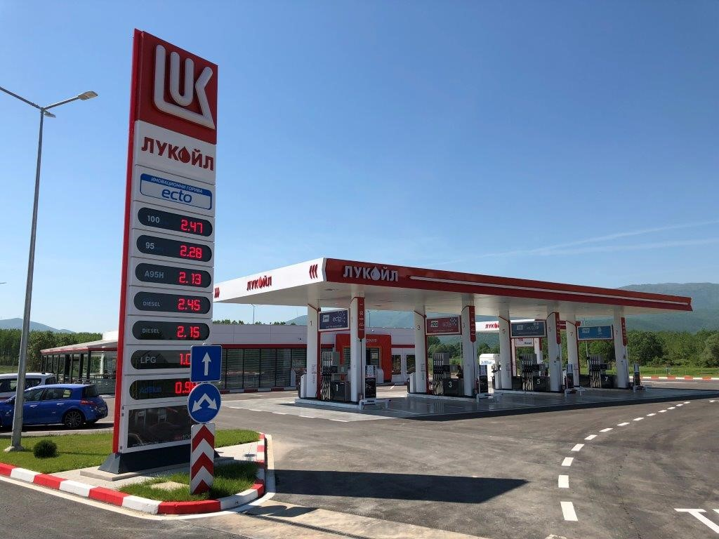 Fibrelite covers installed at a number of LUKOIL sites to replace failing cast iron covers