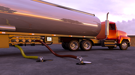 Petroleum Trailer