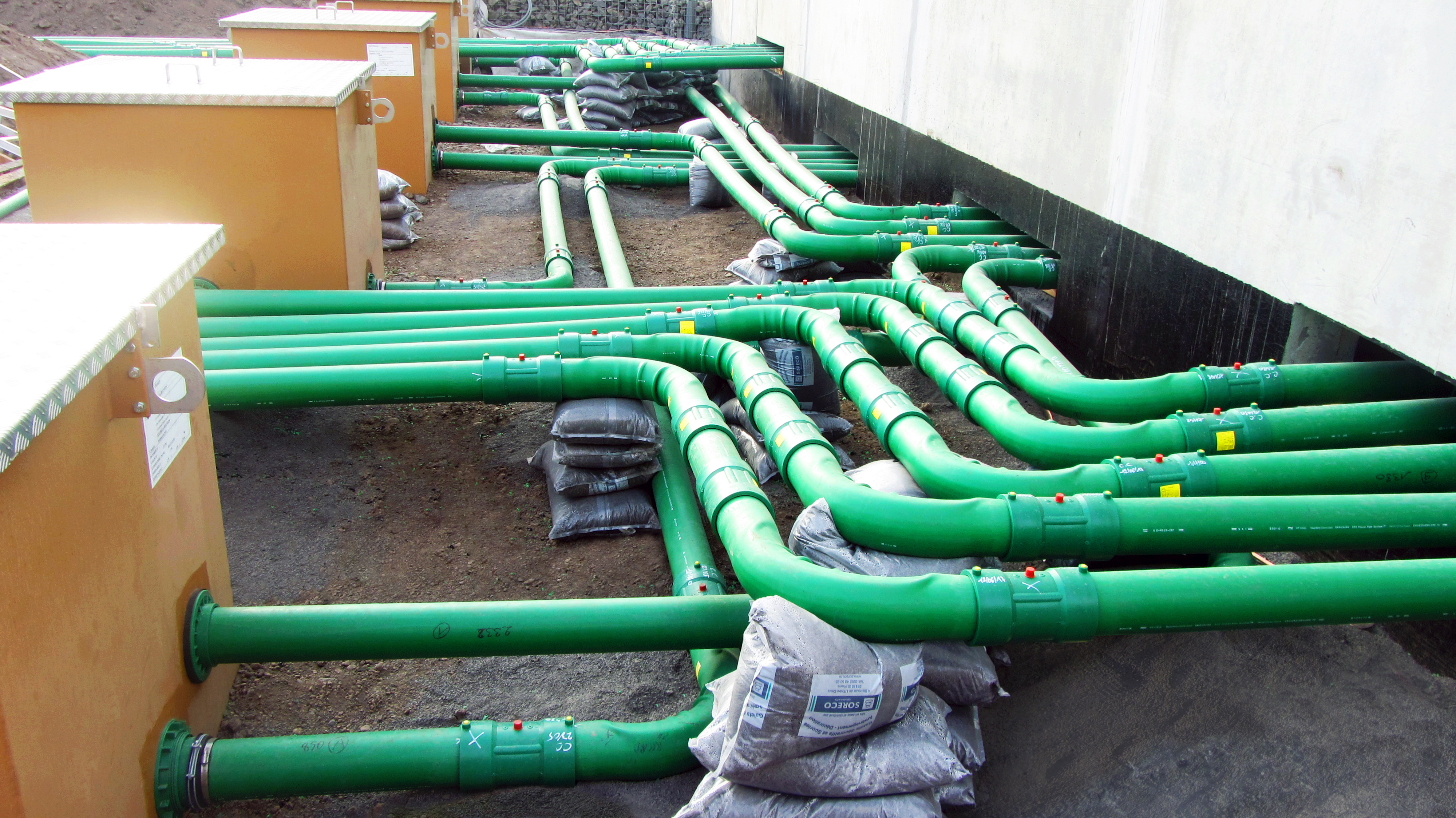 sumps-and-pipes