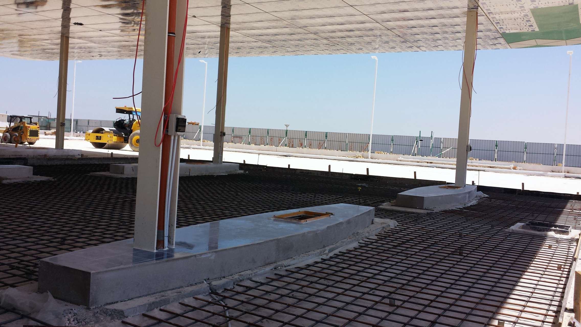 Fibrelite Dispenser Sump No Water Ingress