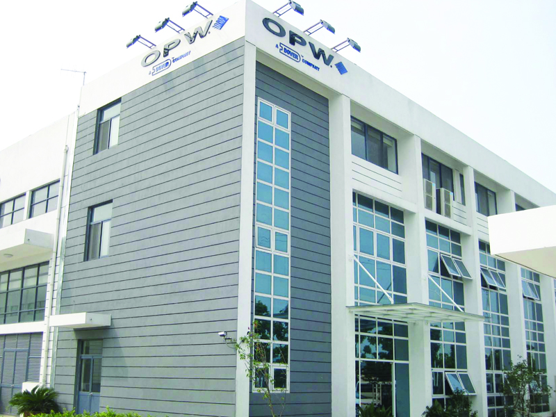 2003 OPW Facility in China