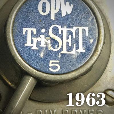 1963 Tri-Set