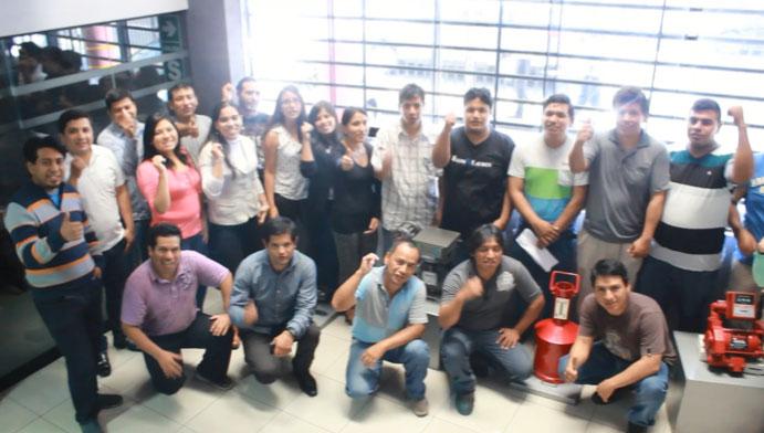 Imp and Tec Peru