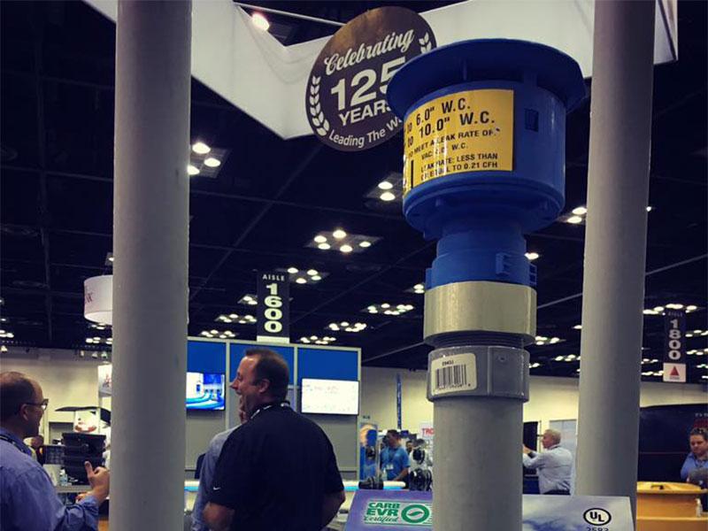 723V Pressure Vacuum Vent