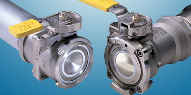 Epsilon™ Dry Disconnect Couplings