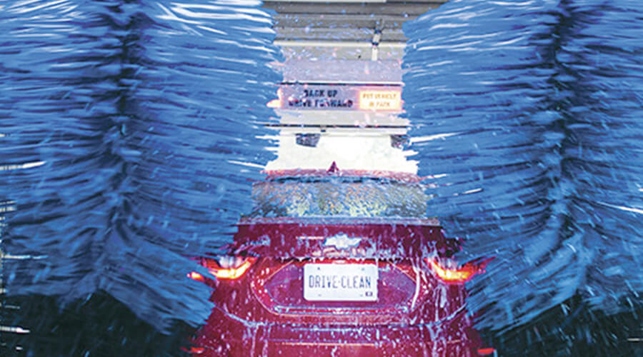 Temp Vehicle Wash Solutions