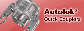 Autolok® Quick Couplers