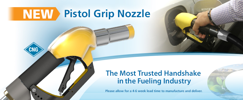 OPW Pistol Grip Nozzle home page banner