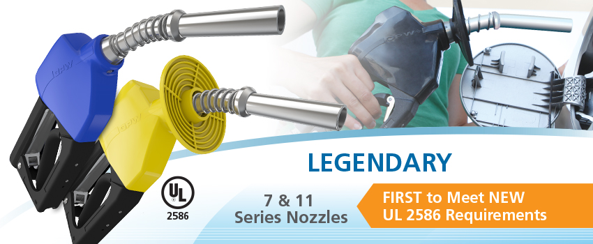UL2586 Approved Nozzles