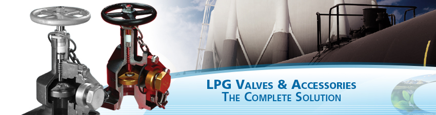 Angle Valves for LPG Service