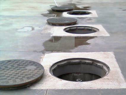 Watertight Manhole Covers