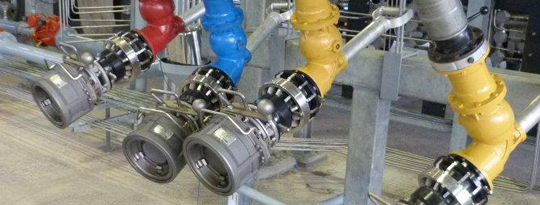 NTS Series Safety Breakaway Coupling
