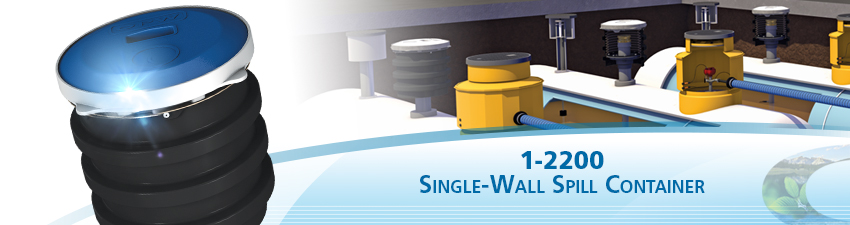 1-2200 Single-Wall Spill Container