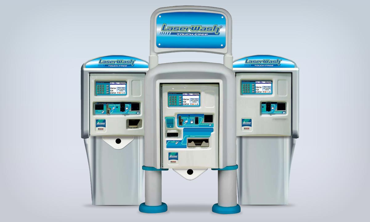 Access Entry Stations Pdq Vehicle Wash Systems
