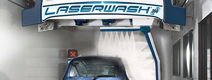 Touchless Vehicle Washes