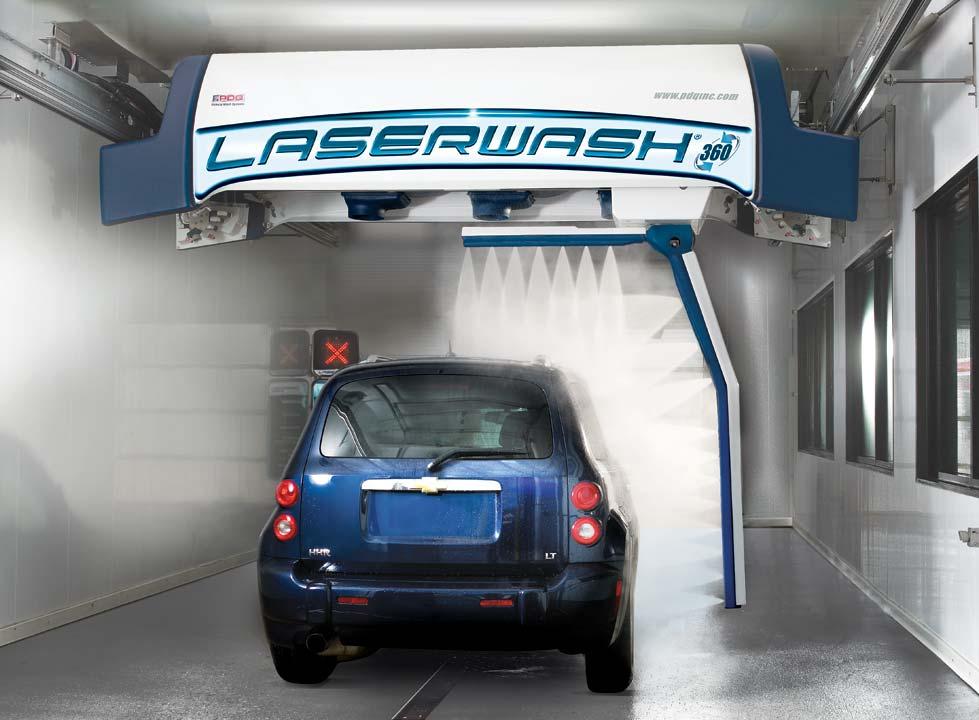 Laserwash 360 Plus Pdq Vehicle Wash Systems