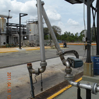 A Frame Loading Arm works well for liquefied petroleum gases, including propane and butane.
