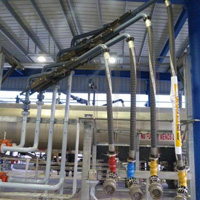 Counterweighted Hose Loader System