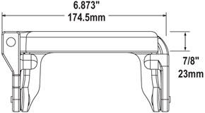 1711lpc Low Profile Vapor Caps